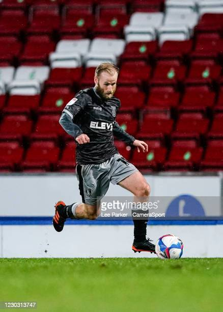 Sheffield Wednesday's Barry Bannan during the Sky Bet Championship match between Blackburn Rovers and Sheffield Wednesday at Ewood Park on December...