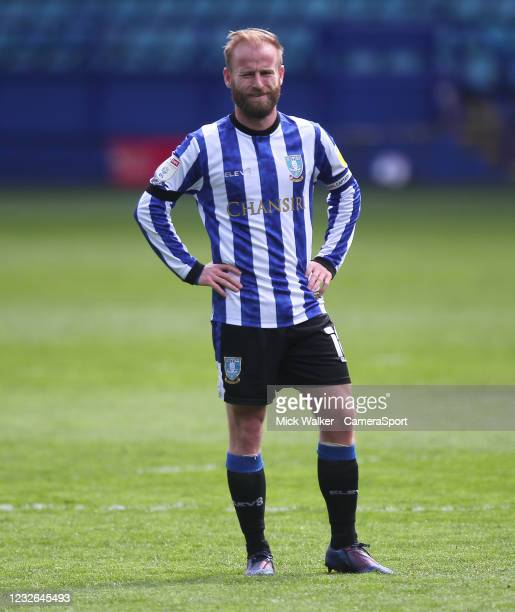 Sheffield Wednesday's Barry Bannan during the Sky Bet Championship match between Sheffield Wednesday and Nottingham Forest at Hillsborough Stadium on...