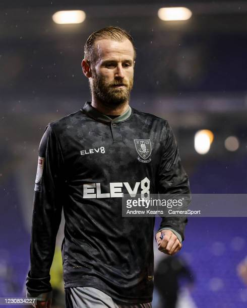Sheffield Wednesday's Barry Bannan looks on during the Sky Bet Championship match between Coventry City and Sheffield Wednesday at St Andrew's...