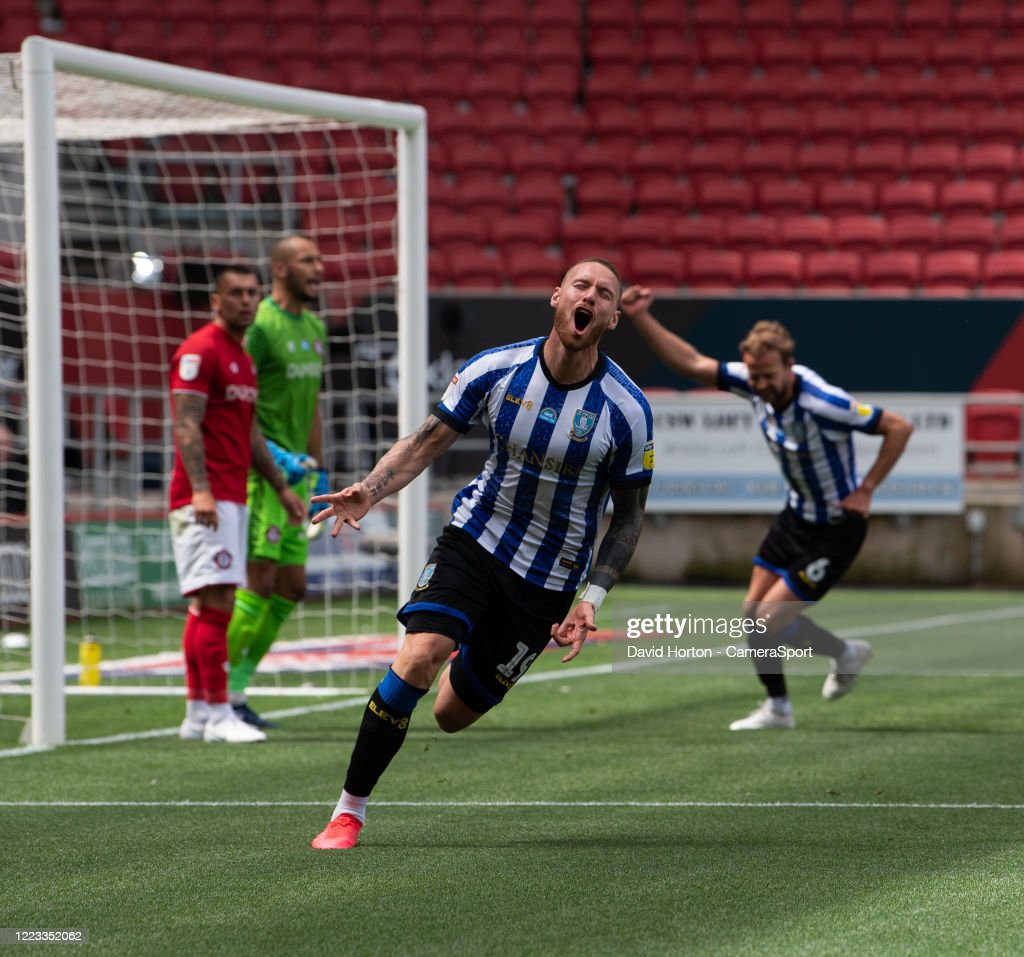 Bristol City v Sheffield Wednesday - Sky Bet Championship : News Photo