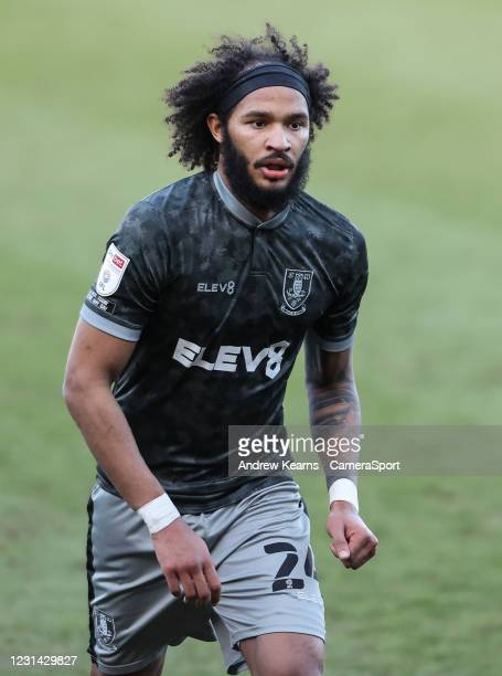 Sheffield Wednesday's Isaiah Brown looks on during the Sky Bet Championship match between Luton Town and Sheffield Wednesday at Kenilworth Road on...