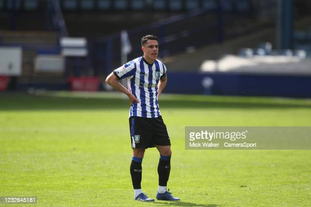 Sheffield Wednesday's Joey Pelupessy during the Sky Bet Championship match between Sheffield Wednesday and Nottingham Forest at Hillsborough Stadium...
