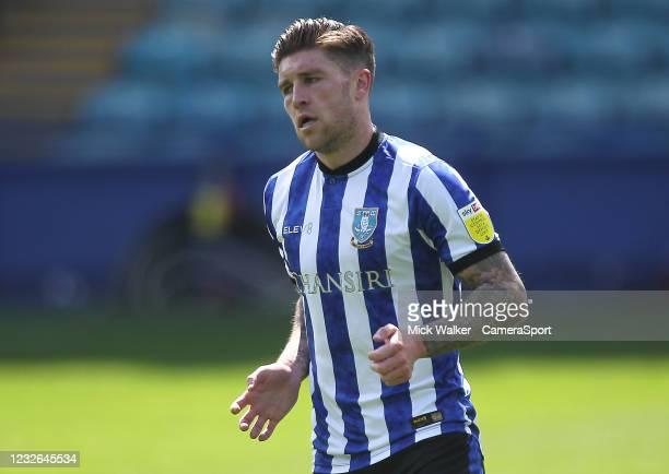 Sheffield Wednesday's Josh Windass during the Sky Bet Championship match between Sheffield Wednesday and Nottingham Forest at Hillsborough Stadium on...