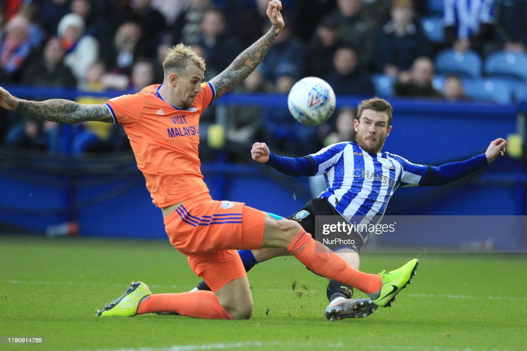 Sheffield Wednesday v Cardiff City - Sky Bet Championship : Photo d'actualité