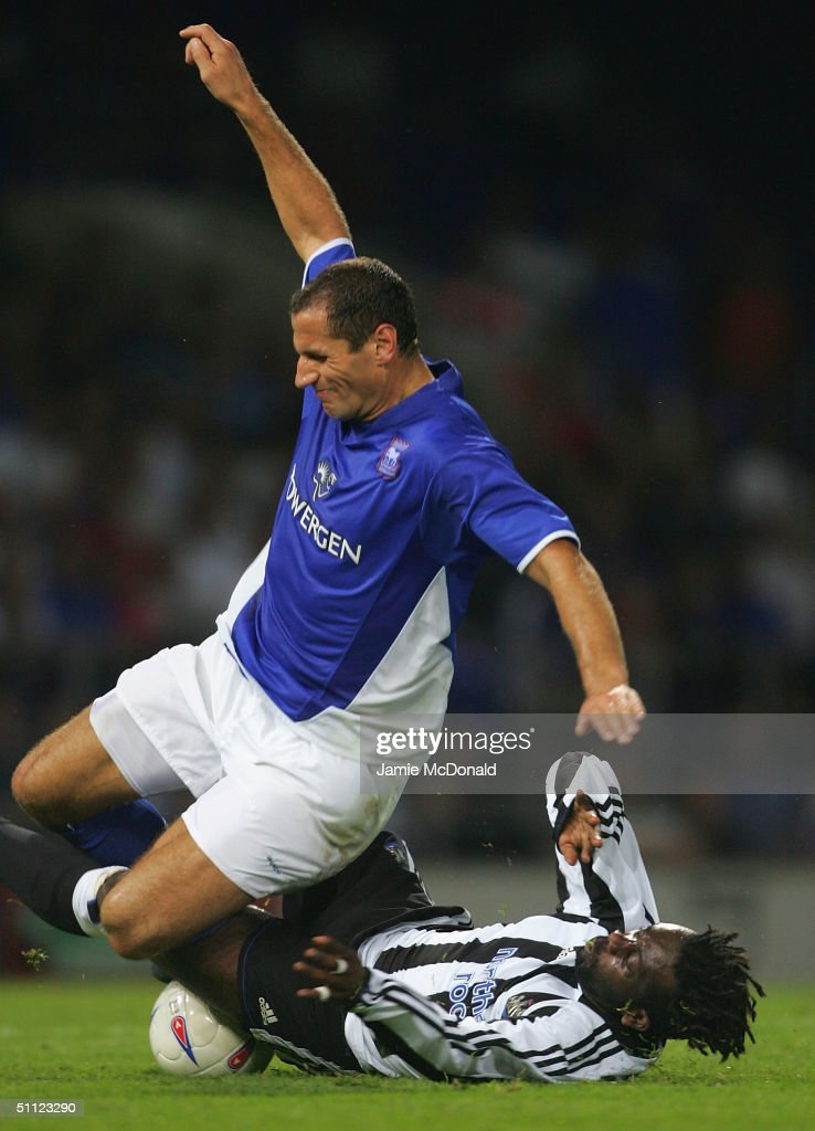 GBR: Ipswich Town v Newcastle United : News Photo