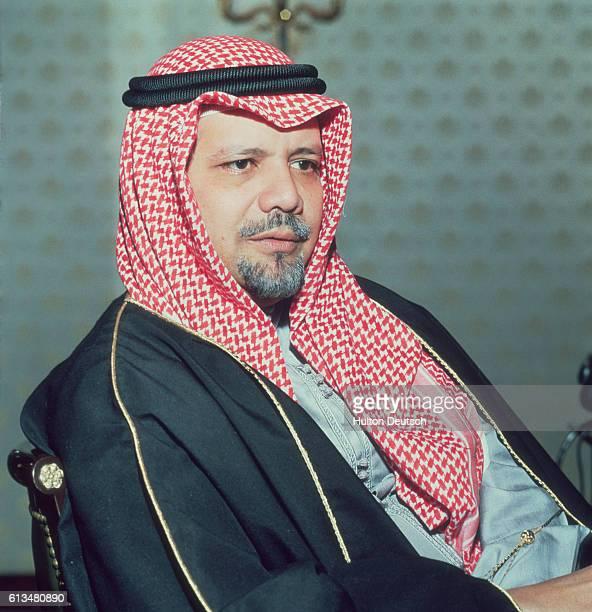 Sheik Ahmed Zaki Yamani