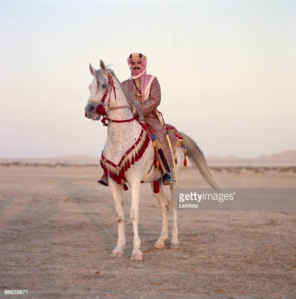 Sheikh Hamad bin Isa Al Khalifa who succeeded his father to become Emir of Bahrain in 1999 and upon creation of a Kingdom King of Bahrain in 2002...