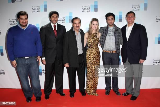 Sheikh Hamad Bin Mohammed Bin Fahad AlThani Sheikh Jabor Bin Yousif AlThani Sheikh Mohammed Bin Fahad AlThani Executive Director of the Doha Film...
