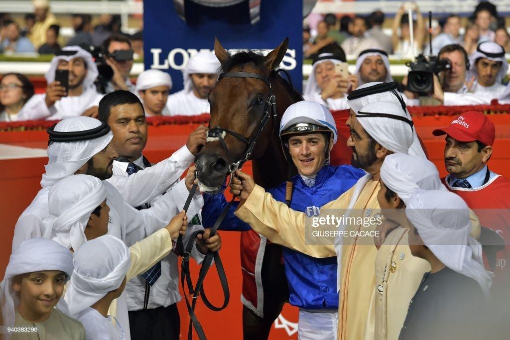Sheikh Hamdan bin Mohammed bin Rashid al-Maktoum , Crown Prince of