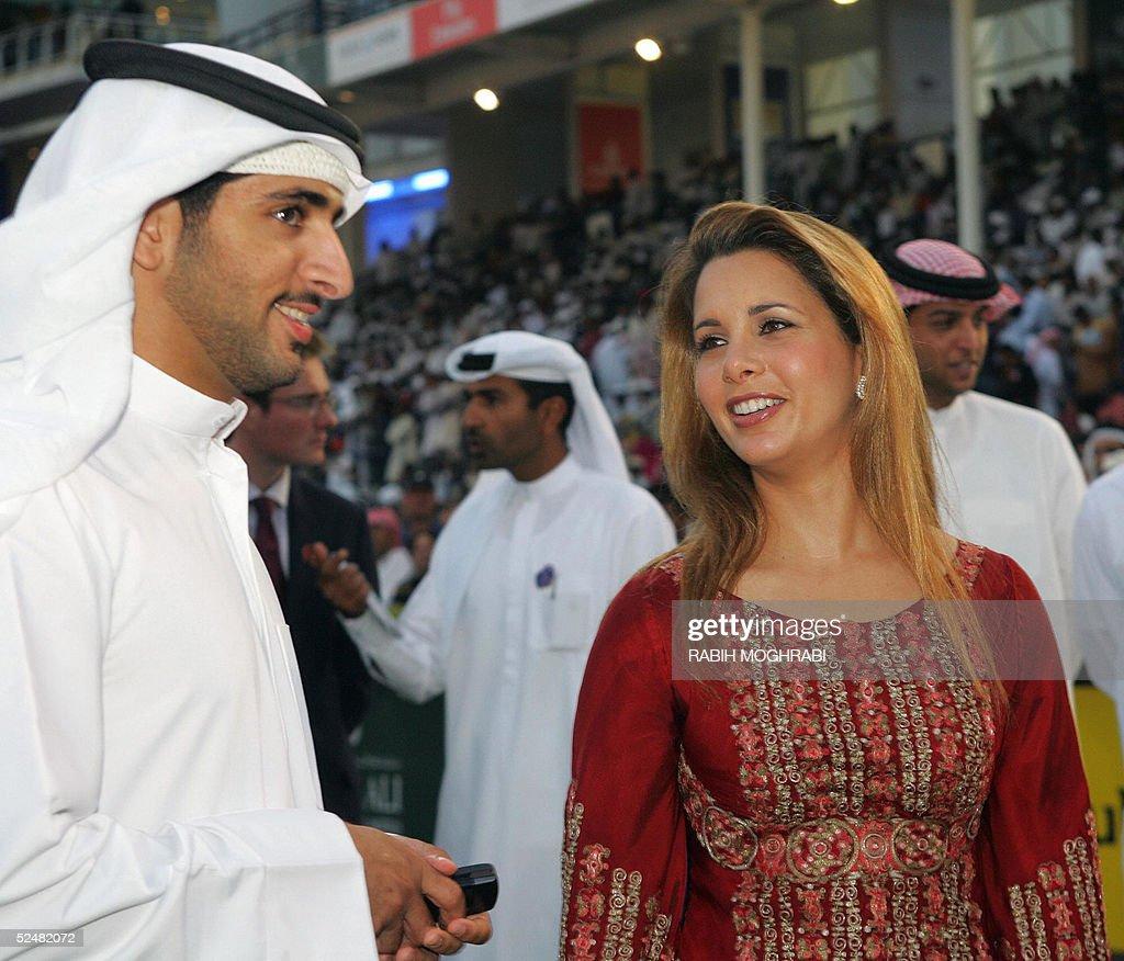 Sheikh Hamdan, son of the Crown Prince of Dubai Sheikh Mohammed bin