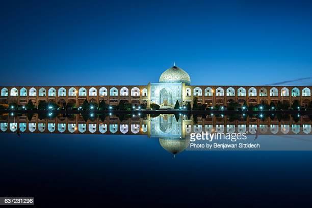 Sheikh Lotfollah Mosque at at Naqsh-e-Jahan Square, Iran