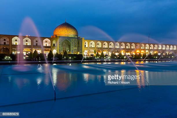 Sheikh Lotfollah Mosque on Naqsh-e Jahan Square