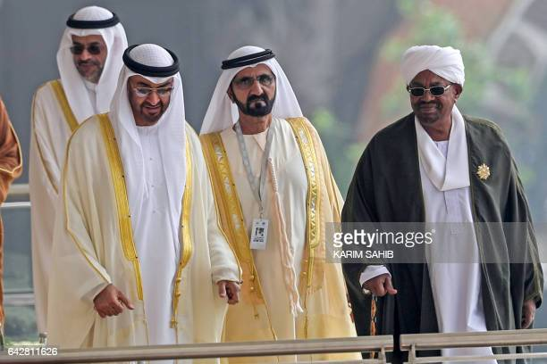 Sheikh Mohammad Bin Rashid alMaktoum VicePresident and Prime Minister of the UAE and Ruler of Dubai Sudanese President Omar alBashir and Crown Prince...