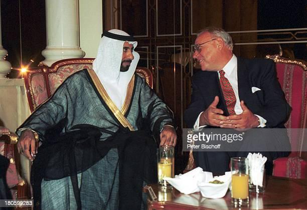 Sheikh Mohammed bin Rashid Al Maktoum Name auf Wunsch Gespräch Palast ARDReihe Königskinder Vereinigte Arabische Emirate Dubai