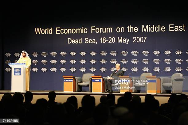 42 Mideast World Economic Forum Draws World Leaders Pictures, Photos