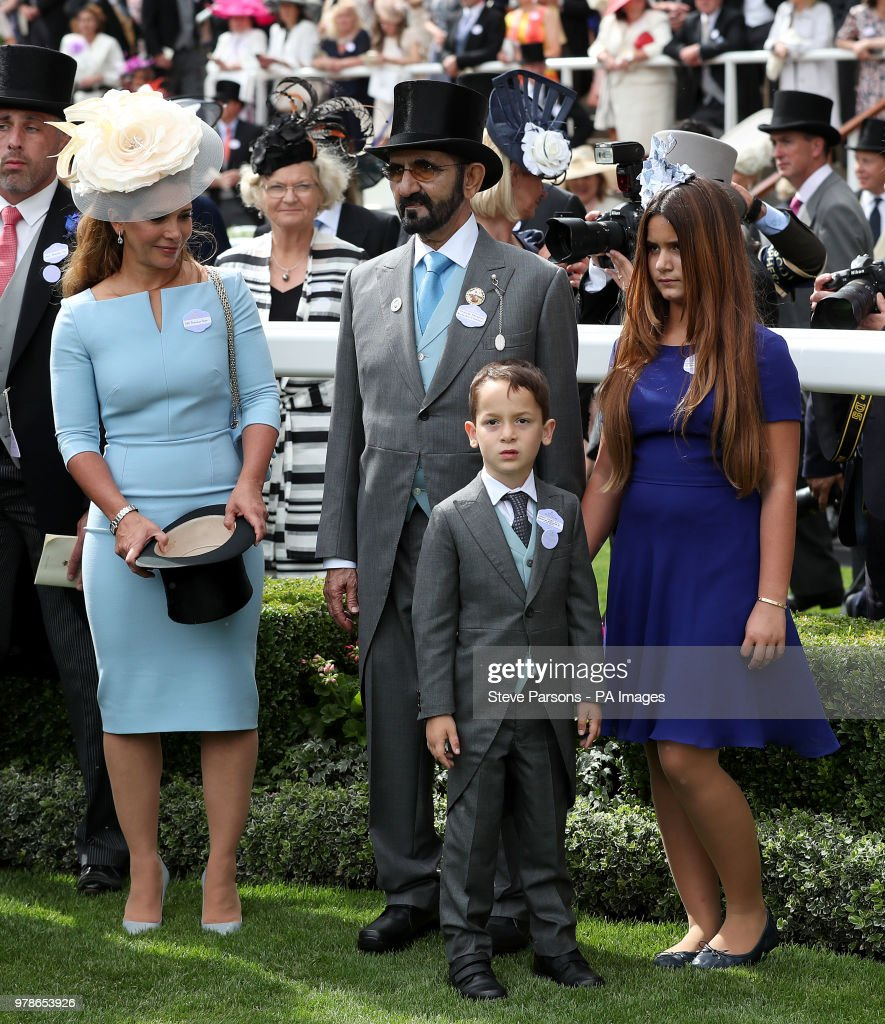 Royal Ascot - Day One - Ascot Racecourse : News Photo
