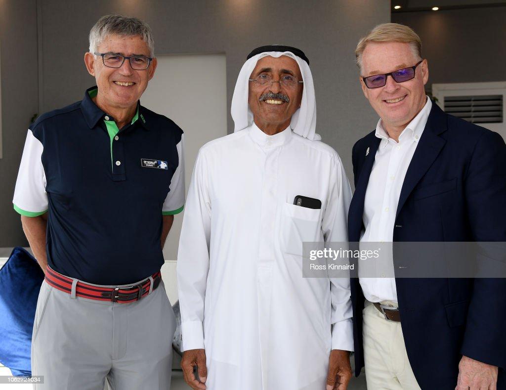 H  Sheikh Saeed bin Mohammed bin Hasher Al Maktoum, sponsor
