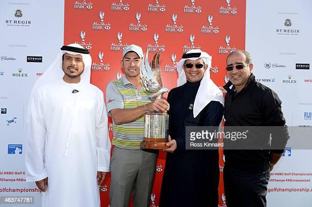 Sheikh Sultan Bin Tahnoon Al Nahyan Chairman Abu Dhabi Tourism and Culture Authority Mohammad AlTuwaijri Deputy Chairman and CEO HSBC MENA and...