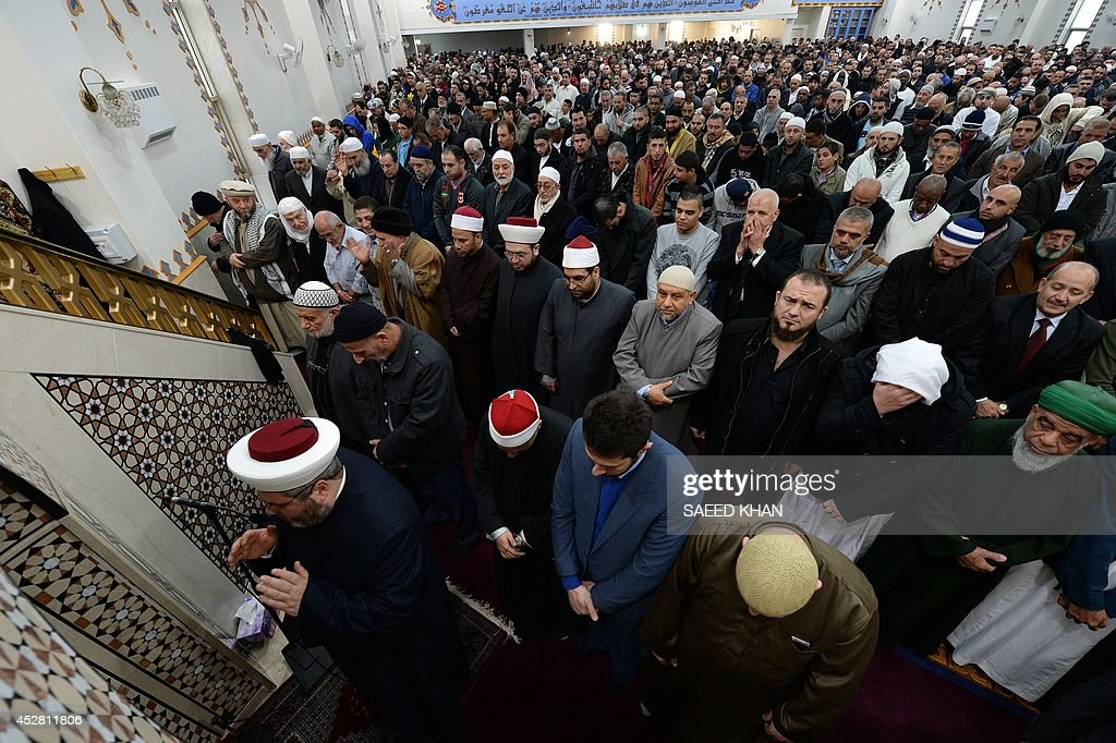 AUSTRALIA-RELIGION-ISLAM-EID : News Photo