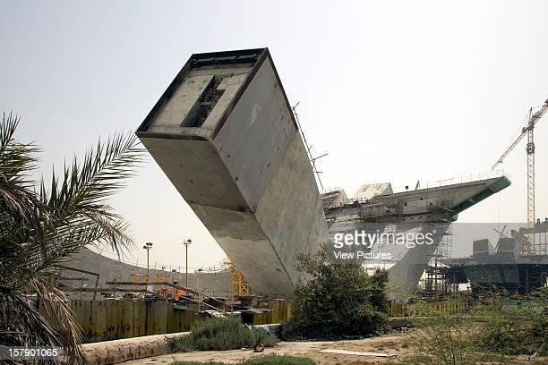 Sheikh Zayed BridgeUnited Arab Emirates Architect Abu Dhabi Sheikh Zayed Bridge Abu Dhabi By Zaha Hadid 2008