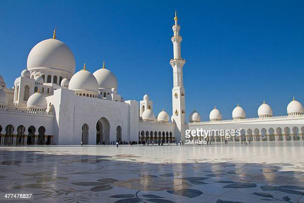 Sheikh Zayed Grand Mosque is located in Abu Dhabi, the capital city of the United Arab Emirates. Sheikh Zayed Grand Mosque was initiated by the late...