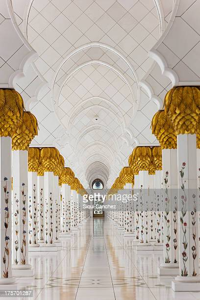 Sheikh Zayed Mosque. Abu Dhabi. UAE