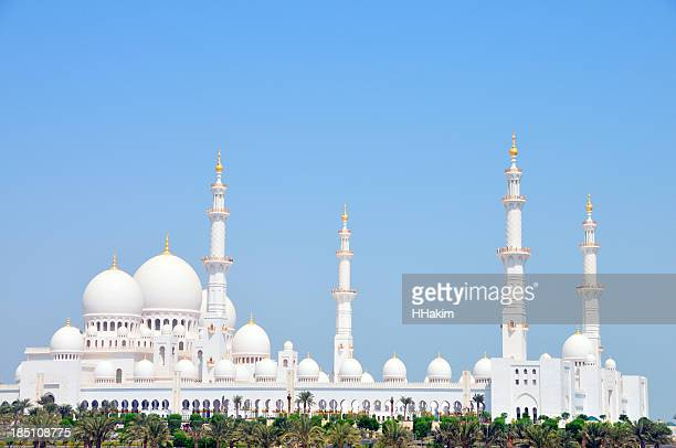 Sheikh Zayed Mosque Stock Photos And Pictures Getty Images