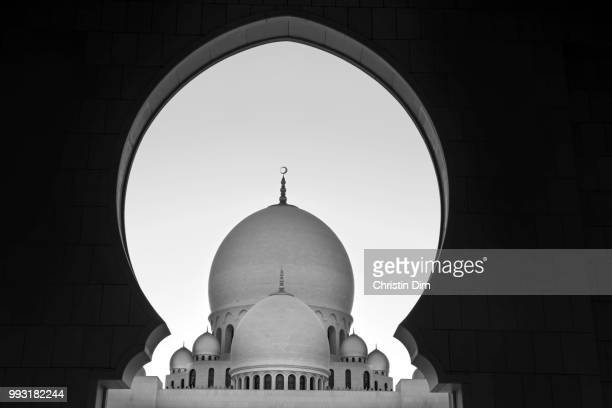 sheikh zayed mosque - mosque stock pictures, royalty-free photos & images