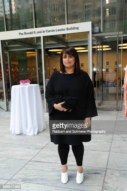 Sheikha Hoor Al Qasimi attends the 2017 MoMA PS1 benefit gala at The Museum of Modern Art on June 20 2017 in New York City
