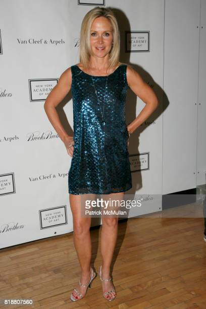 Sheila Berger attends 2010 TRIBECA BALL at the NEW YORK ACADEMY OF ART at 111 Franklin St on April 13 2010 in New York