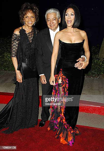 Sheila E and Parents during Elevate Hope Foundation 'Circle of Passion' Arrivals at Astra Lounge in West Hollywood California United States