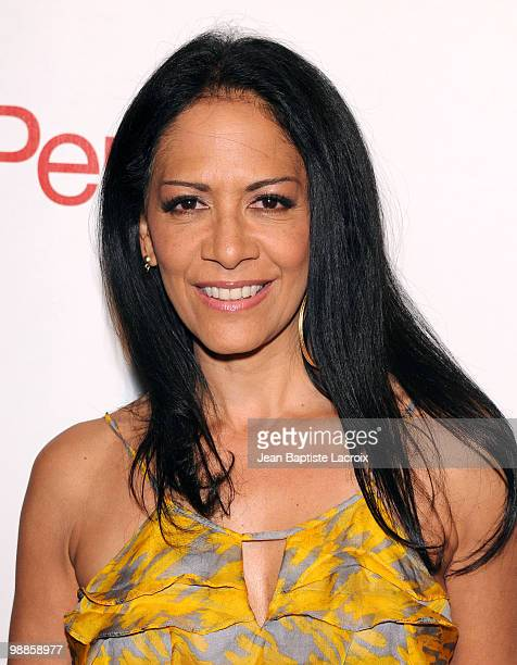 Sheila E attends the Charlotte Ronson JC Penney Spring Cocktail Jam at Milk Studios on May 4 2010 in Los Angeles California