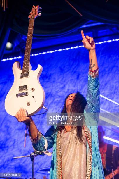 Sheila E Live in Concert at Sony Hall on August 24 2018 in New York City