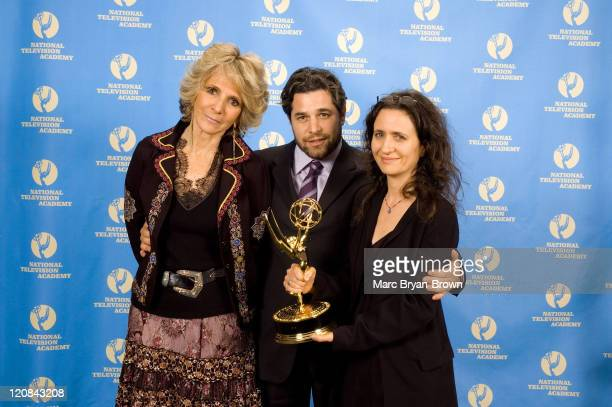 Sheila Nevins CEO of HBO Documentary Films Ross Kauffman and Lisa Heller