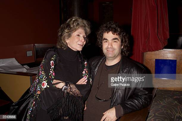 Sheila Nevins HBO's Executive Producer and film maker Joe Berlinger Paradise Lost at the reception as HBO opened the fourth annual Frame by Frame...