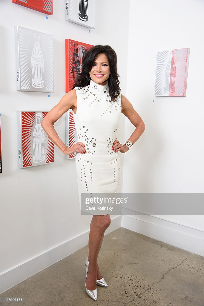 Sheila Rosenblum attends the Sheila Rosenblum Resident Magazine Cover Party at Soho Contemporary Art Gallery on November 19, 2015 in New York City.