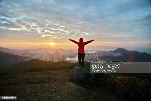 Shek Lung Kung Sunrise