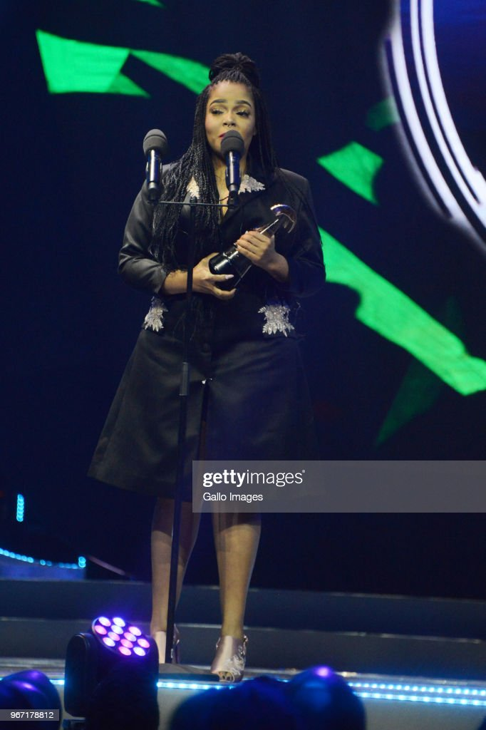 Shekhinah win Female Artist of the Year during the 24th annual South