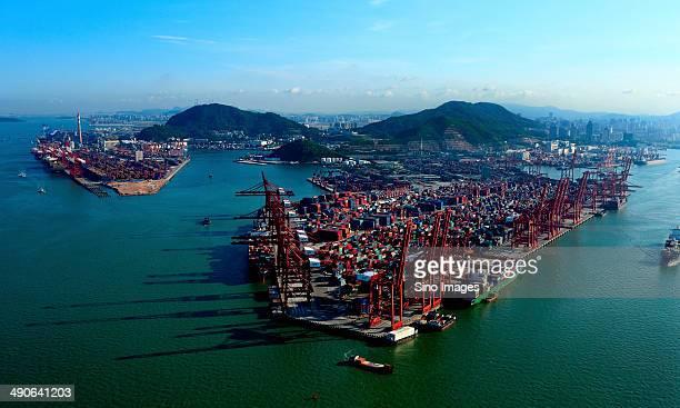 Shekou Port,Shenzhen,China