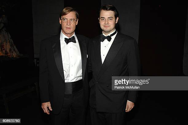 Shelby Bryan and Jack Bryan attend CFDA/Vogue 7th ON SALE 2007 Gala at 69th Regiment Armory on November 15 2007 in New York City