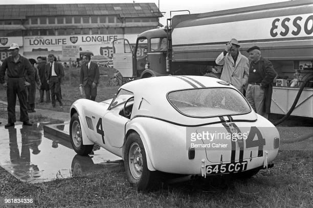 Shelby Cobra 24 Hours of Le Mans Le Mans 16 June 1963