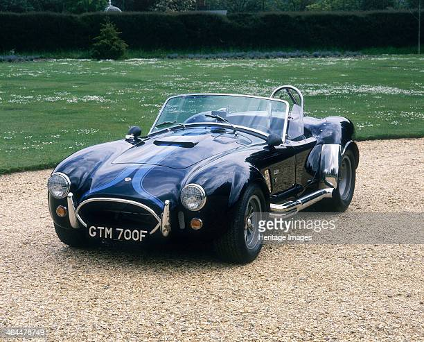 AC Shelby Cobra 427 Powered by a 425 horsepower Ford V8 it reached a top speed of 165 miles per hour and could accelerate from 0 to 60 mph in only 42...