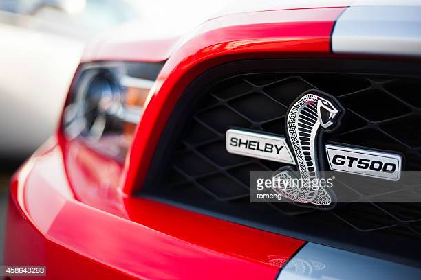 Shelby GT500 Front Badging