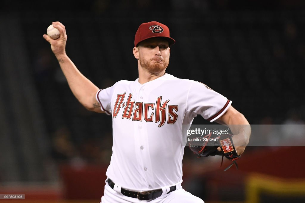 San Diego Padres v Arizona Diamondbacks : News Photo