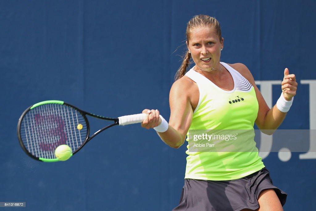 2017 US Open Tennis Championships - Day 4 : Fotografía de noticias