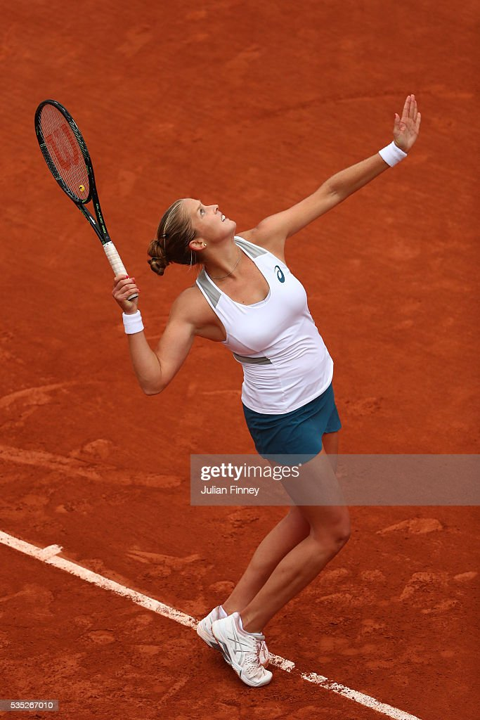 2016 French Open - Day Eight : News Photo