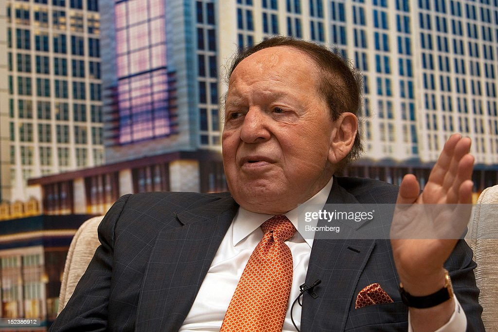 Ceo Of Las Vegas Sands