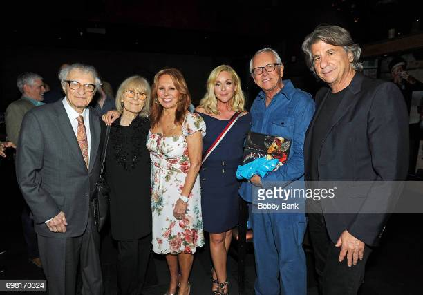 Sheldon Harnick Margery Gary Harnick Marlo Thomas Jane Krakowski Grover Dale and David Rockwell attend the KOI Book Launch at TAO Uptown on June 19...
