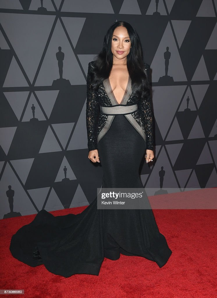Shelea attends the Academy of Motion Picture Arts and Sciences' 9th Annual Governors Awards at The Ray Dolby Ballroom at Hollywood & Highland Center on November 11, 2017 in Hollywood, California.