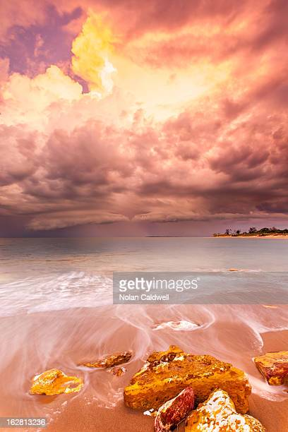 Shelf cloud forming over Darwin (Explored)